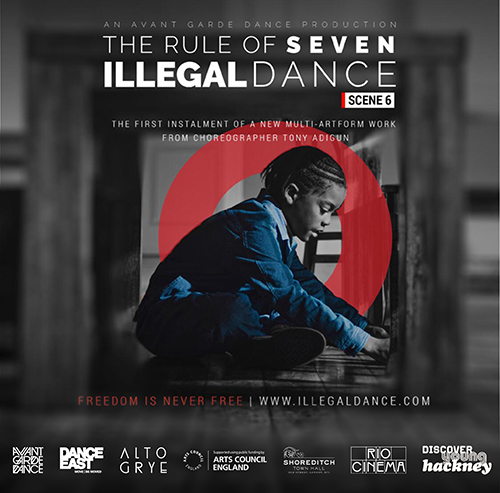 rule of seven poster